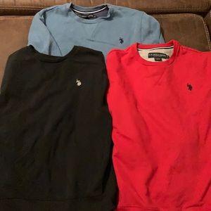 USPA Men's Sweaters